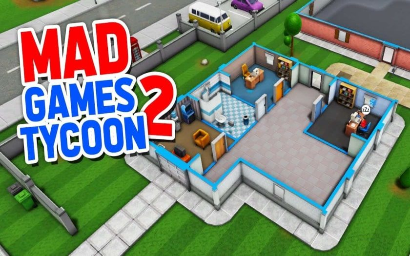 mad games tycoon 2 early access angespielt