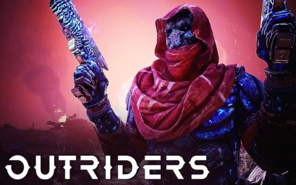 outriders loot shooter demo