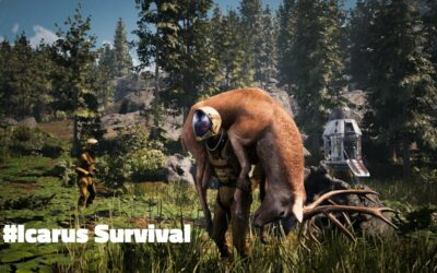 Icarus survival game preview