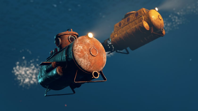 Uboote in Rust